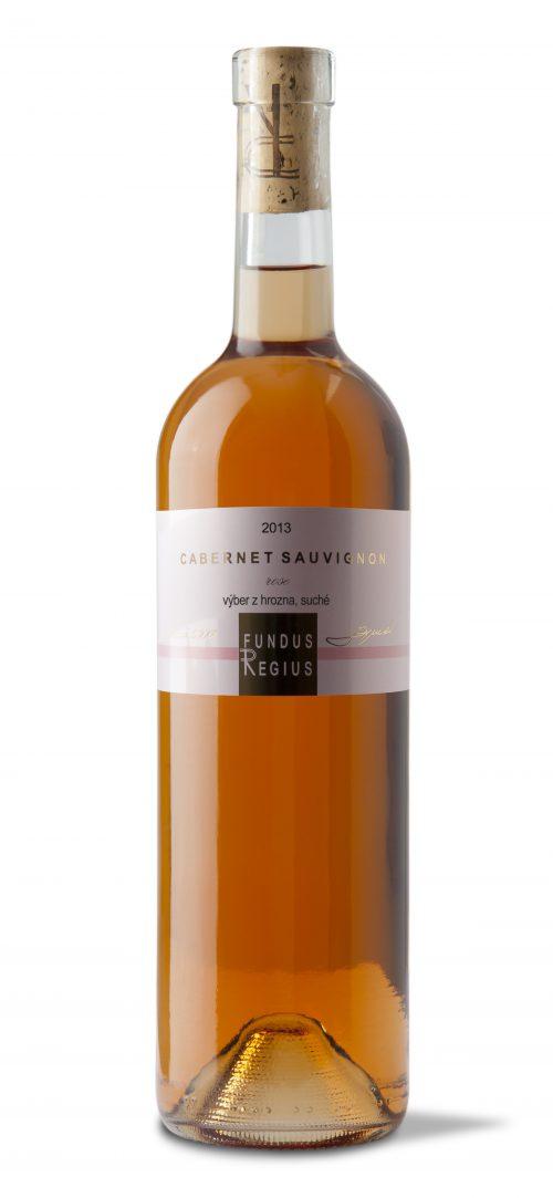 Cabernet Sauvignon rosé 2013 vypredané