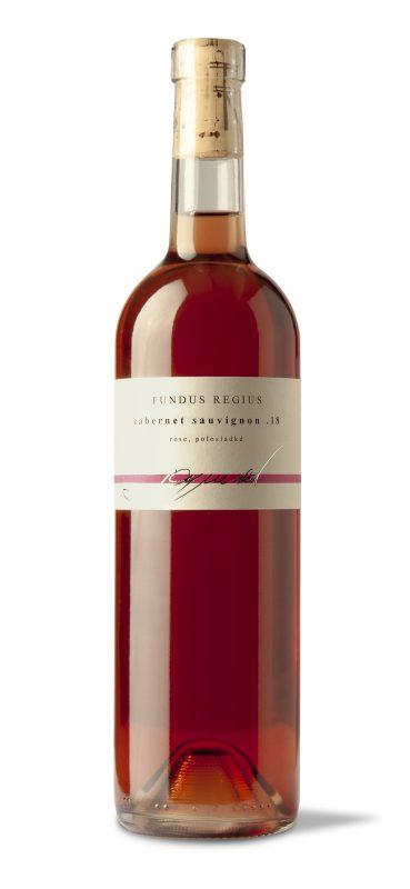 Cabernet sauvignon rosé 2018